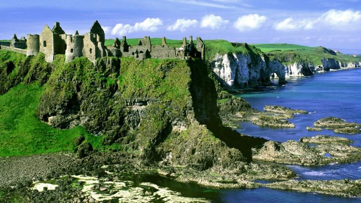 L'Irlande, terre sauvage