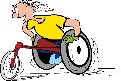 Courir ensemble avec Handicap International