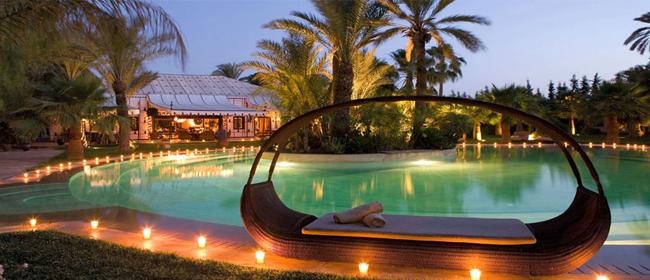 Luxe, calme et volupté à Marrakech