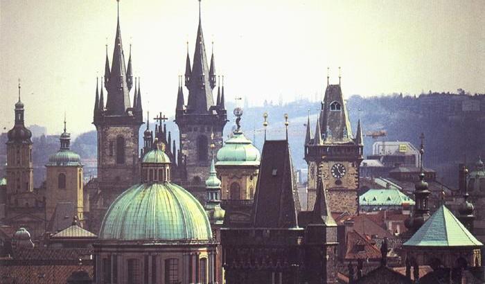 Week-end à Prague, visite guidée