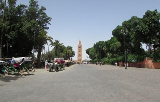 Marrakech pendant le ramadan