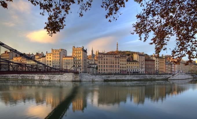 Un week-end à Lyon