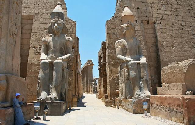 Escapade à Luxor