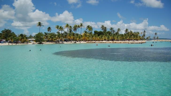La Guadeloupe, le Gosier avec Corsair et «Des hotels et des îles»