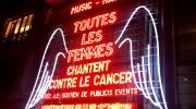 Toutes les femmes chantent contre le cancer