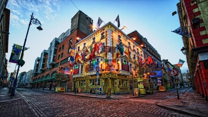 Récit de voyage: Oslo et Dublin
