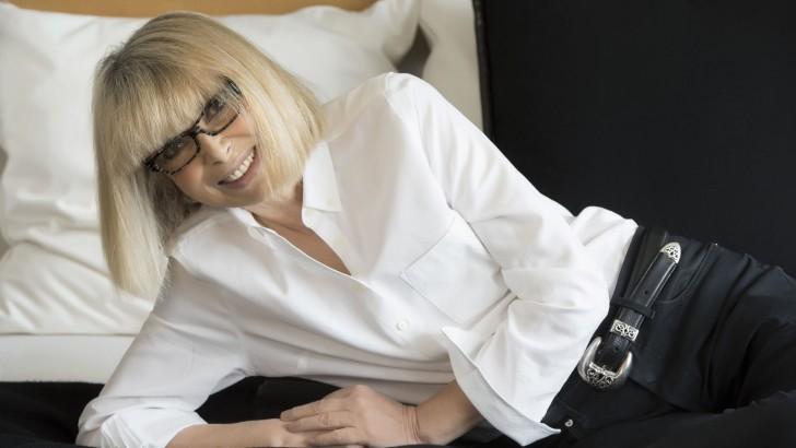 Interview de Mireille Darc, à coeur ouvert
