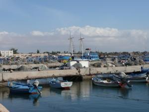 Port près de Djerba