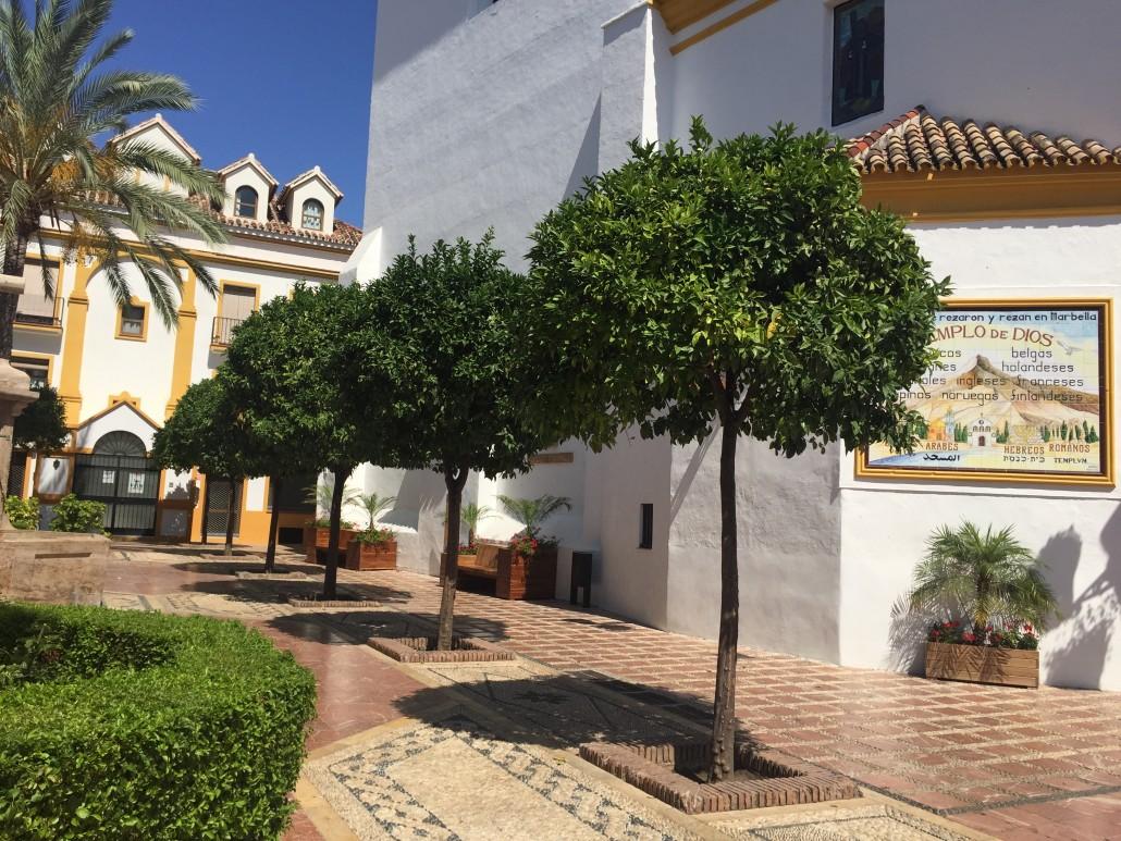 Marbella église
