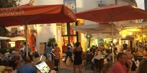 A Marbella, c'est la playa et la fiesta