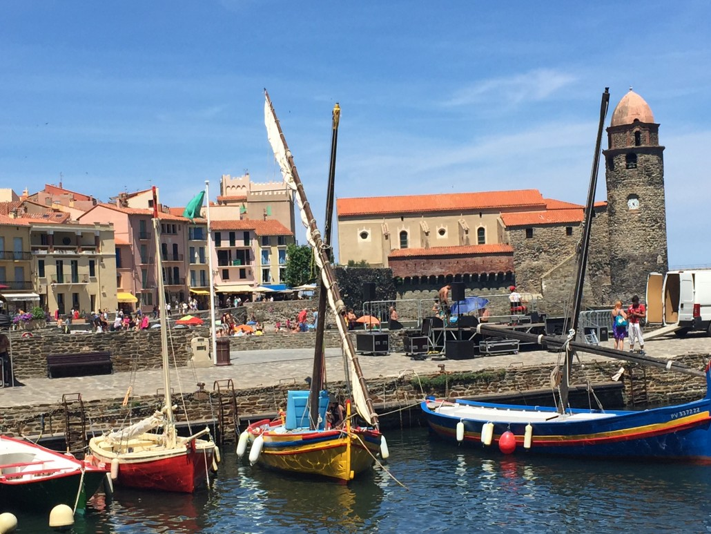 port collioure