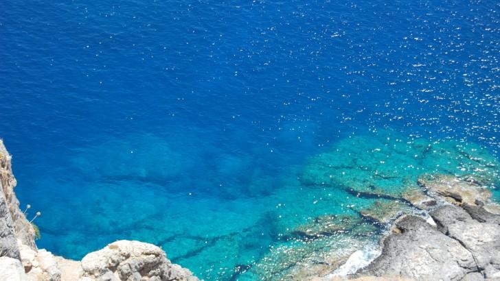 Un week-end en Grèce, au bord de la mer Egée