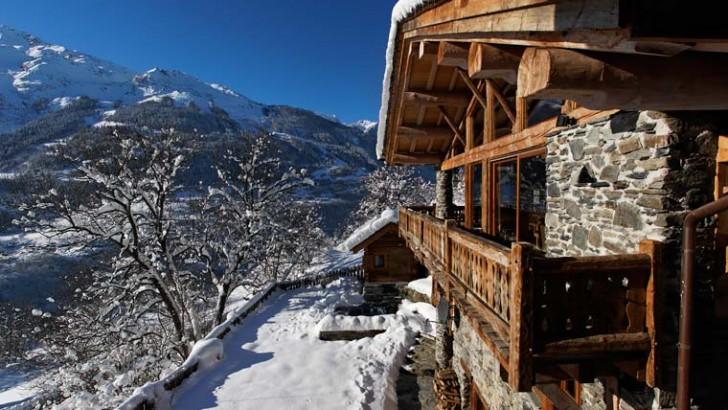 Skiez à Sainte-Foy-Tarentaise, entre nature et authenticité