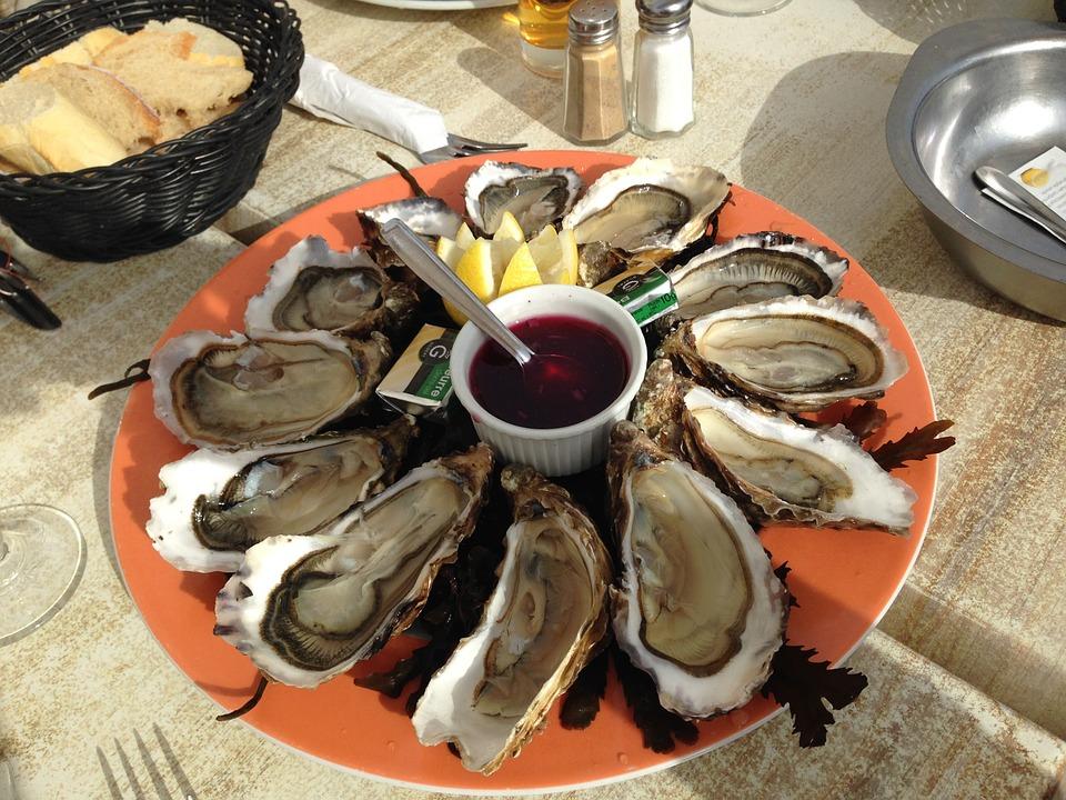 Les huîtres, bijou du bassin d'Arcachon