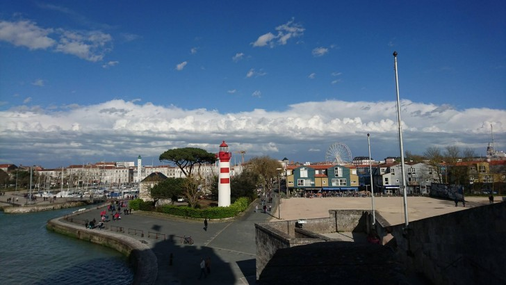 Fugue à La Rochelle