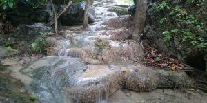 Kanchanaburi, sur les rives de la rivière Kwaï