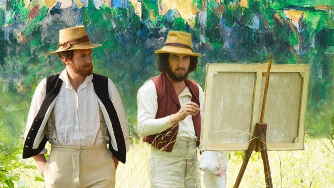 Cézanne, moi et Aix-en-Provence
