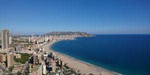 Petite escapade « de luxe » à Benidorm en Espagne