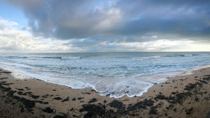 Prendre un bol d'air frais en Normandie