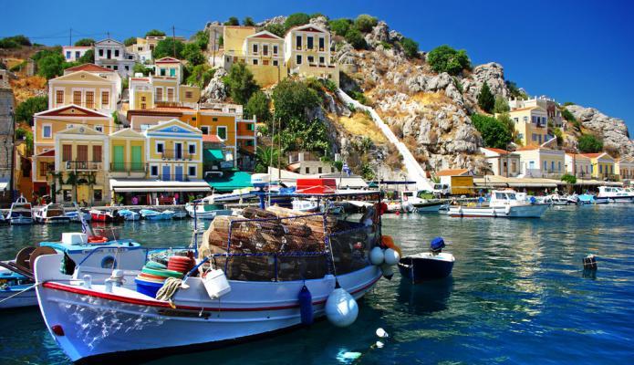 Rhodes, île de légendes