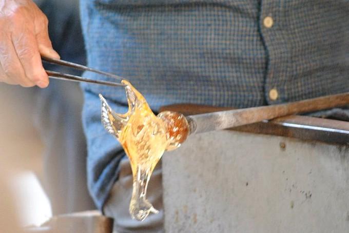 le verre de murano à venise