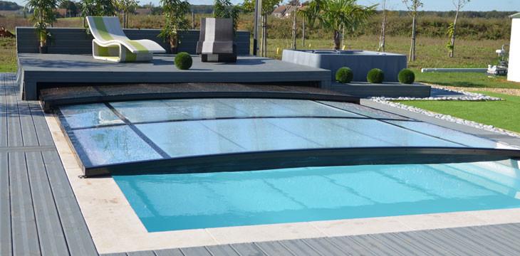 Choisir un abri de piscine temps libre magazine for Prix abrisud