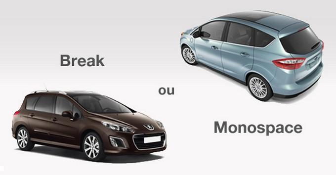 Monospace ou break : lequel choisir ?