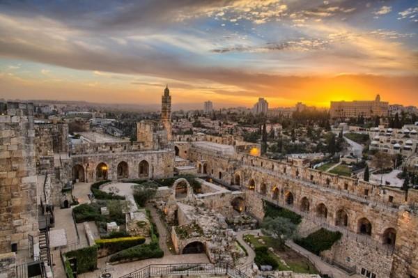 Jérusalem, la Ville Sainte : petit guide