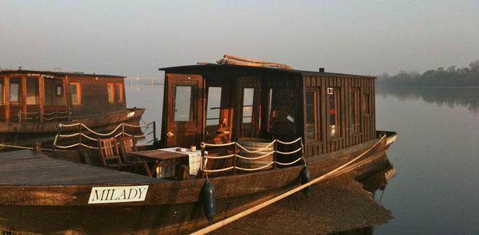 Au fil de l'eau… le Saumur-Champigny en bord de Loire