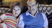 Gérard Hernandez (Raymond) et Marion Game (Huguette) de la série «scènes de ménage»