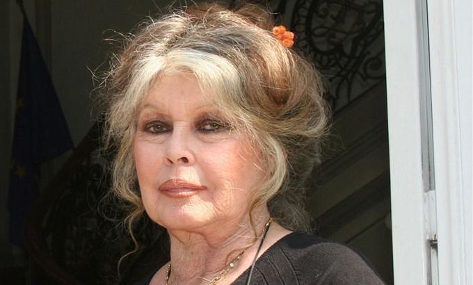 Interview de Brigitte Bardot
