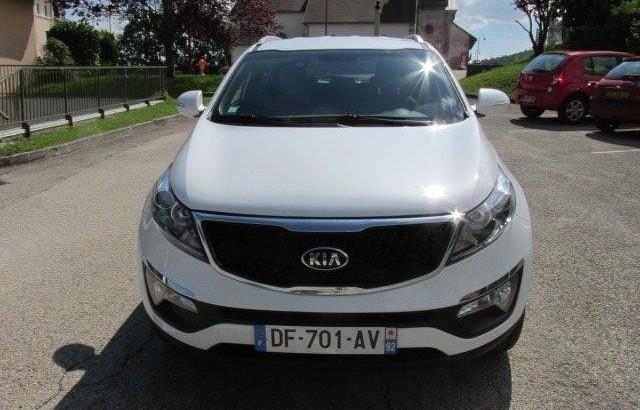 Essai routier du Kia Sportage 2014, 136 cv CRD
