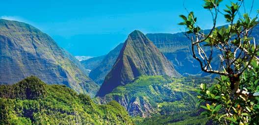 La Réunion, une île paradisiaque