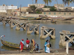 Fleuve du Senegal river, Saint-Louis, West Africa, Afrique, Afrika, Westafrika