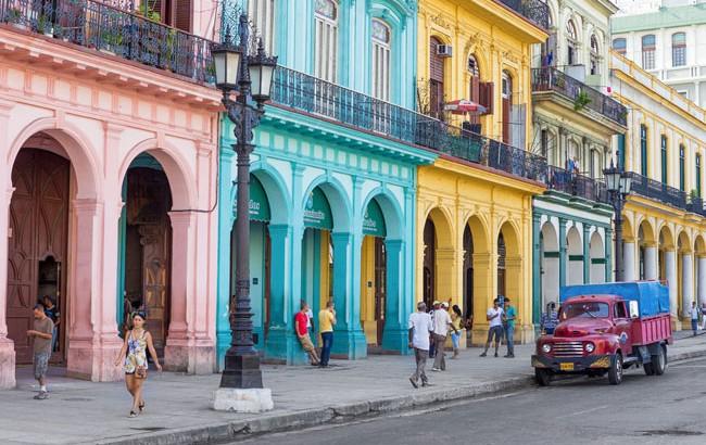 Une semaine à La Havane