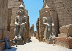 Louxor Egypte