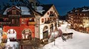 Les Arcs 1950 : un village chic