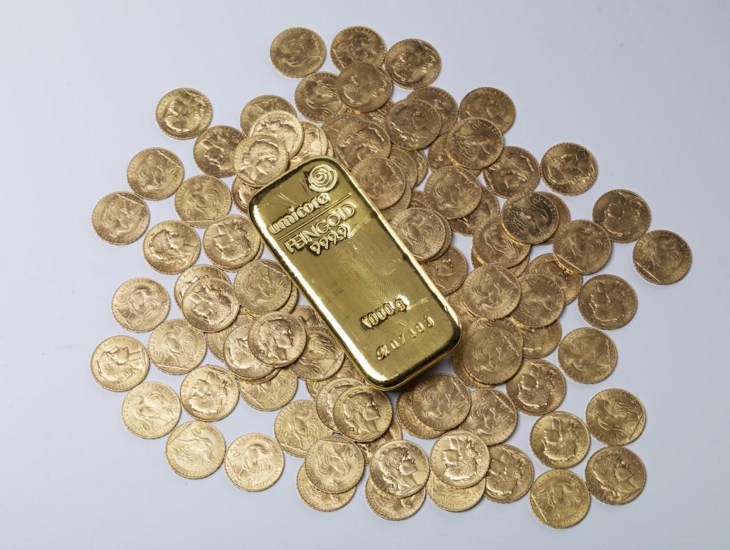 Achetez De L Or Facilement Avec Aucoffre Com