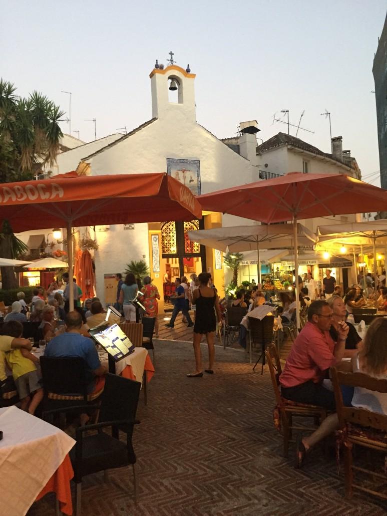 Place des orangers