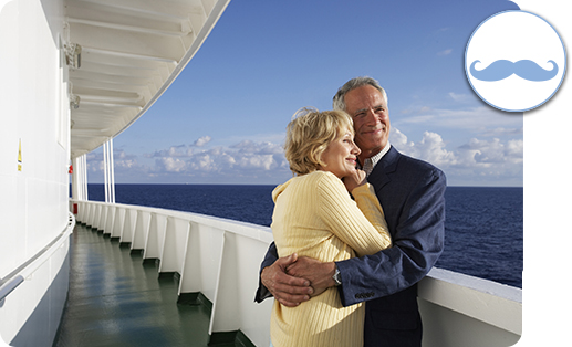 Croisières: une façon originale de partir en vacances pour les seniors