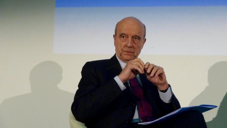 Alain Juppé : «il faut prendre la mesure du danger qui pèse sur nous»