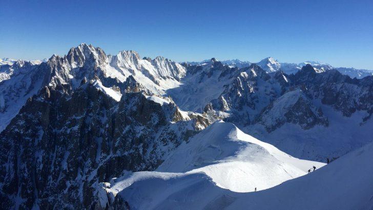 Tutoyez le Mont Blanc à Chamonix