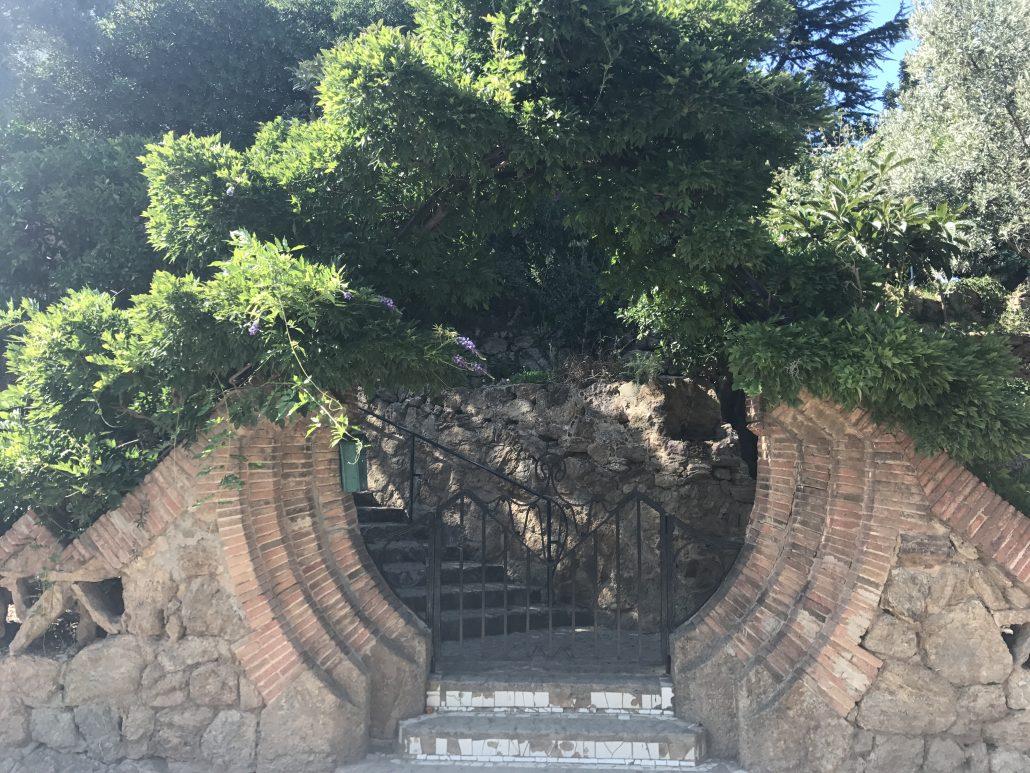 Touriste à Barcelone, ne manquez pas le parc Guell et ses magnifiques portes