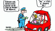 La plus terrible des punitions, la suspension de permis !!