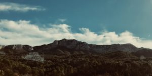 Cap sur le sud-est et Aix en Provence
