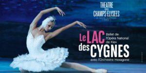 Le Lac des Cygnes, ballet de légende