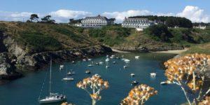 Tempête à Belle-Ile-en-Mer: vive la thalasso!